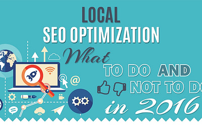 The Do's and Don'ts of Getting Higher Local Google Rankings