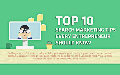 Top 10 Search Marketing Tips Every Entrepreneur Should Know