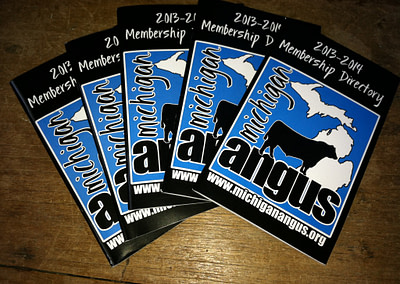 Michigan Angus Directory