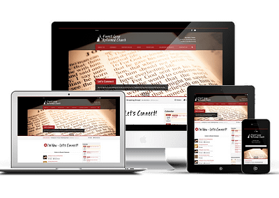 Forest Grove Reformed Church Website