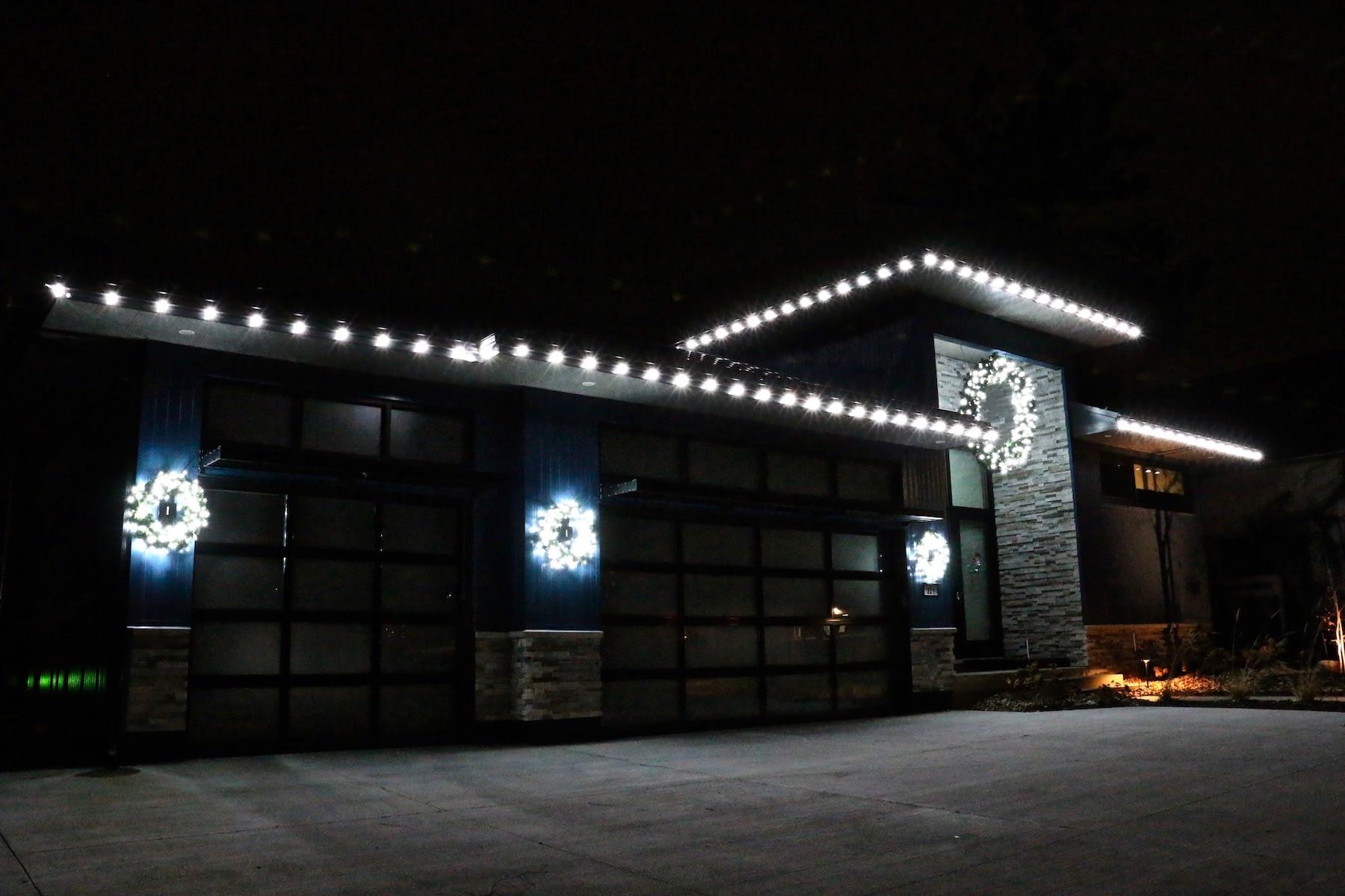 business christmas lighting
